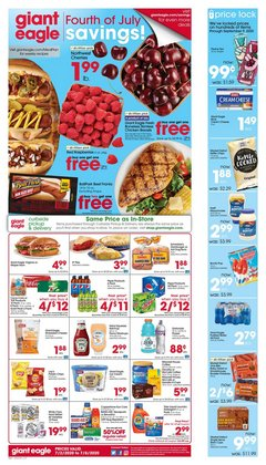 Grocery & Drug offers in the Giant Eagle catalogue in Akron OH ( Expires tomorrow )