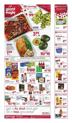 Grocery & Drug offers in the Giant Eagle catalogue in Youngstown OH ( Expires tomorrow )