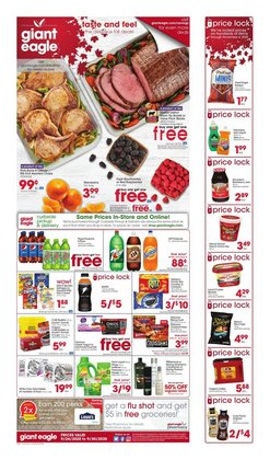 Grocery & Drug offers in the Giant Eagle catalogue in Warren OH ( 3 days left )
