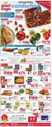 Grocery & Drug offers in the Giant Eagle catalogue in Pittsburgh PA ( 3 days left )