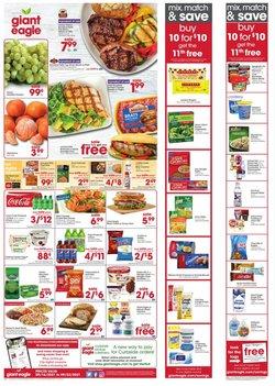 Grocery & Drug deals in the Giant Eagle catalog ( 3 days left)