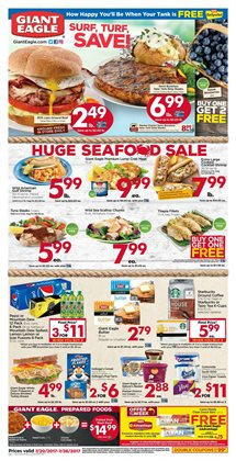 Giant Eagle deals in the Cleveland OH weekly ad