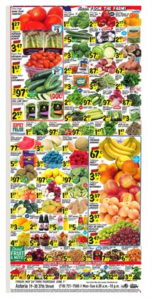 Fruit deals in the Best Market weekly ad in New York