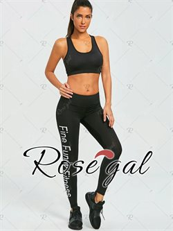 Sportswear deals in the Rosegal weekly ad in New York