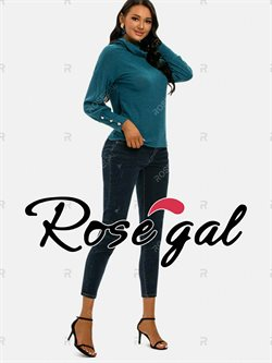 Clothing & Apparel offers in the Rosegal catalogue in Skokie IL ( 17 days left )