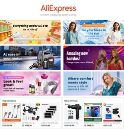 Aliexpress catalogue ( 3 days ago )