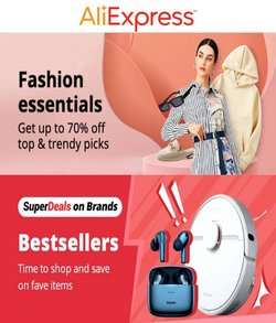 Department Stores deals in the Aliexpress catalog ( Expires tomorrow)