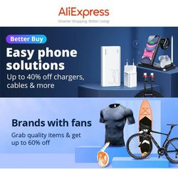 Aliexpress catalog ( 1 day ago)