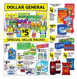 Discount Stores deals in the Dollar General weekly ad in Houston TX