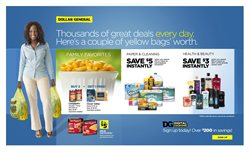 Discount Stores deals in the Dollar General weekly ad in East Lansing MI
