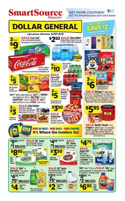 Discount Stores deals in the Dollar General weekly ad in Holland MI