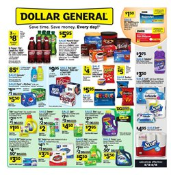 Discount Stores deals in the Dollar General weekly ad in Schenectady NY