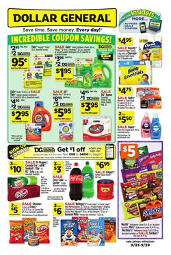 Tide deals in the Dollar General weekly ad in Humble TX