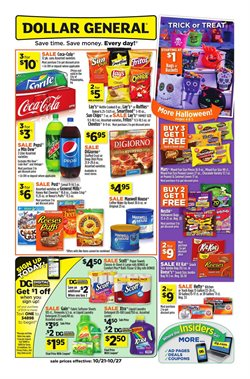 Discount Stores deals in the Dollar General weekly ad in Sioux Falls SD
