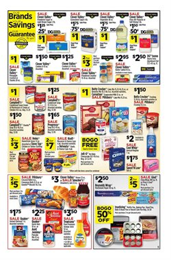 Tropicana deals in the Dollar General weekly ad in Knoxville TN