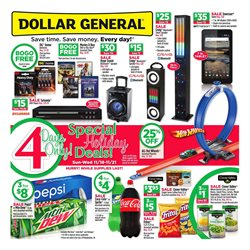 Discount Stores deals in the Dollar General weekly ad in Erie PA