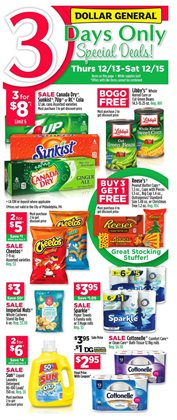 Discount Stores deals in the Dollar General weekly ad in Flagstaff AZ