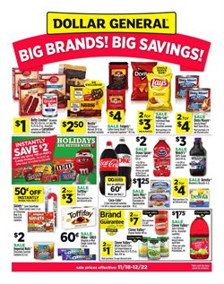 Dollar General deals in the New York weekly ad