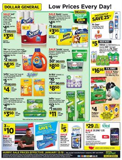 Febreze deals in the Dollar General weekly ad in Grand Rapids MI