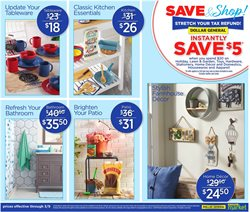 Dollar General deals in the Vacaville CA weekly ad