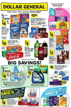 Discount Stores deals in the Dollar General weekly ad in Johnson City TN