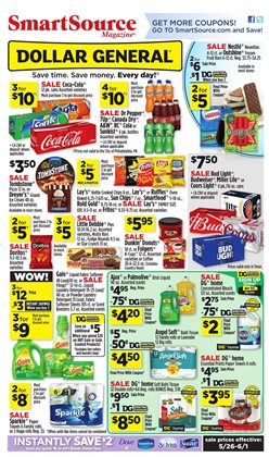 Dollar General deals in the Baytown TX weekly ad