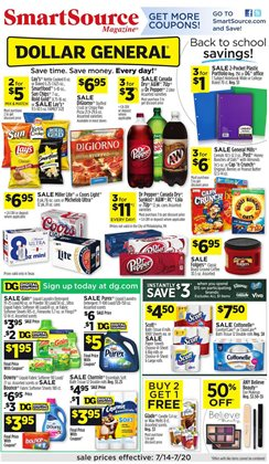Dollar General deals in the Chicago IL weekly ad
