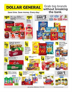 Discount Stores deals in the Dollar General weekly ad in Gary IN