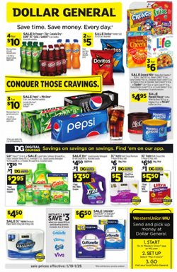 Discount Stores deals in the Dollar General weekly ad in West Palm Beach FL