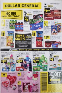 Discount Stores deals in the Dollar General weekly ad in Dubuque IA