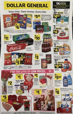 Discount Stores deals in the Dollar General weekly ad in Dallas TX