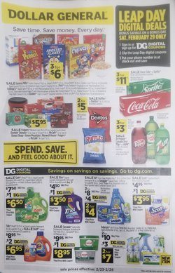 Dollar General catalogue ( 4 days left )