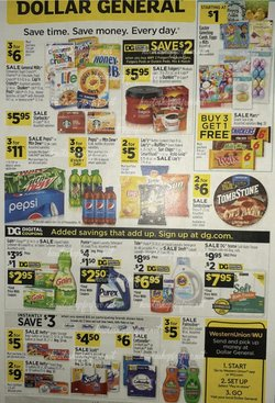 Discount Stores offers in the Dollar General catalogue in Pasadena TX ( Expires today )