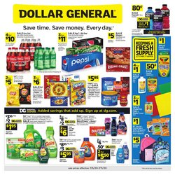 Dollar General catalogue in Greenwood IN ( Expires today )