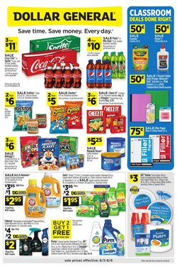 Discount Stores offers in the Dollar General catalogue in Greenwood IN ( 1 day ago )