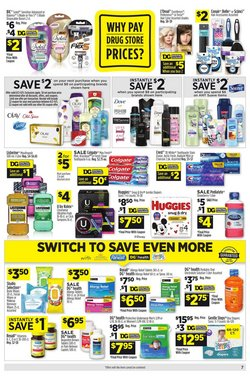 Colgate deals in Dollar General
