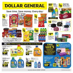 Discount Stores offers in the Dollar General catalogue in Fresno CA ( 2 days ago )