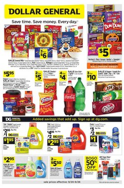 Discount Stores offers in the Dollar General catalogue in Bowling Green KY ( Expires tomorrow )