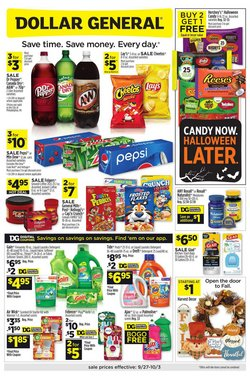 Dollar General catalogue ( 2 days ago )