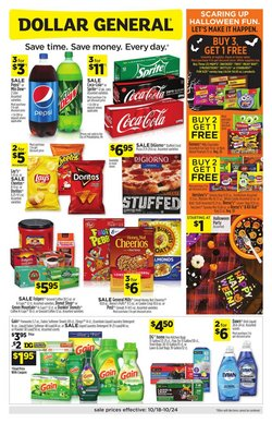 Discount Stores offers in the Dollar General catalogue in Saint Petersburg FL ( 3 days left )