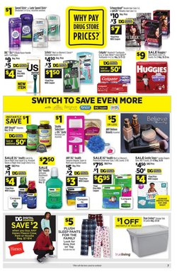 Deodorant deals in Dollar General