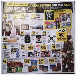 Discount Stores offers in the Dollar General catalogue in Canton OH ( Expires tomorrow )