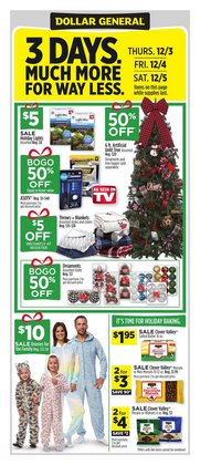 Discount Stores offers in the Dollar General catalogue in Hialeah FL ( Published today )