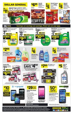 Cheese deals in Dollar General