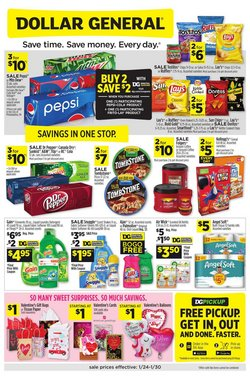 Discount Stores offers in the Dollar General catalogue in Madison WI ( 1 day ago )