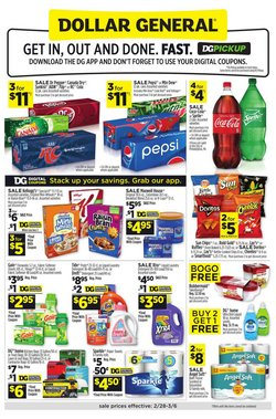 Dollar General catalogue ( Expires tomorrow )