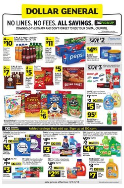 Dollar General catalogue ( Published today )