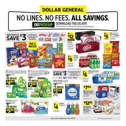 Discount Stores offers in the Dollar General catalogue in Jackson MS ( Expires today )