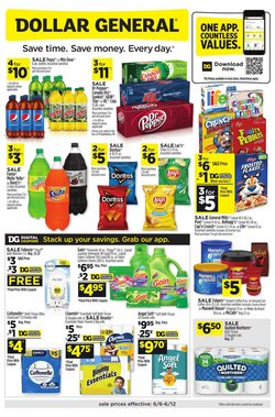 Discount Stores deals in the Dollar General catalog ( Expires today)