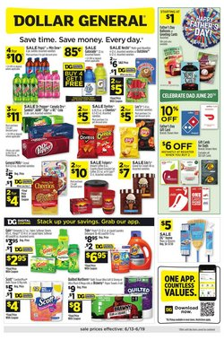 Discount Stores deals in the Dollar General catalog ( 3 days left)